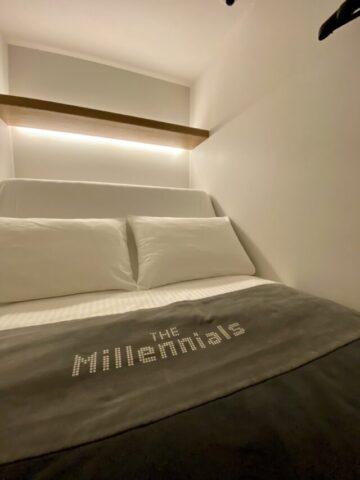 ザ・ミレニアルズ渋谷の客室